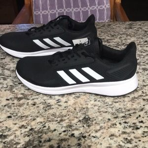 Adidas Duramo9 running shoes.